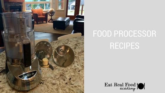 Food processor recipes-2